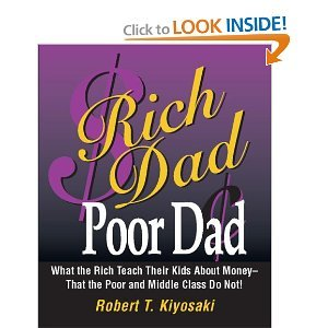 Book Review: Rich Dad Poor Dad by Robert Kiyosaki
