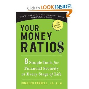 "Book Review: ""Your Money Ratios: 8 Simple Tools for Financial Security at Every Stage in Life"" by Charles Farrell"