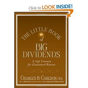 "Book Review: ""The Little Book of Big Dividends"" by Charles B. Carlson"