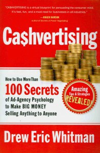 "Book Review: ""CA$HVERTISING"" by Drew Eric Whitman"