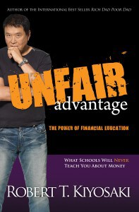 "Book Review: ""Unfair Advantage"" by Robert Kiyosaki"