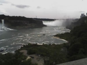 Weekend Wind Down – Niagara Falls