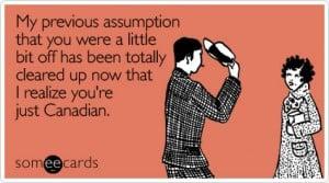 Canada eCard