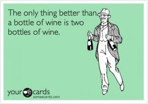 Wine eCard
