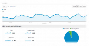 IRA vs 401k Google Analytics 20130706