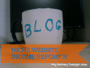 Niche Website Income Report 31 – $1,046 for June 2015