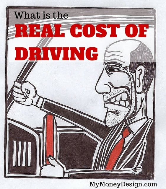 the real cost of driving per mile