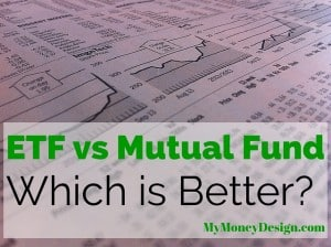 ETF vs Mutual Fund – Why My Money is with Mutual Funds