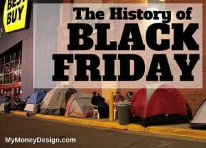 The History of Black Friday and Other Fun Stats