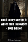 Good Scary Movies to Watch This Halloween – 2016 Edition