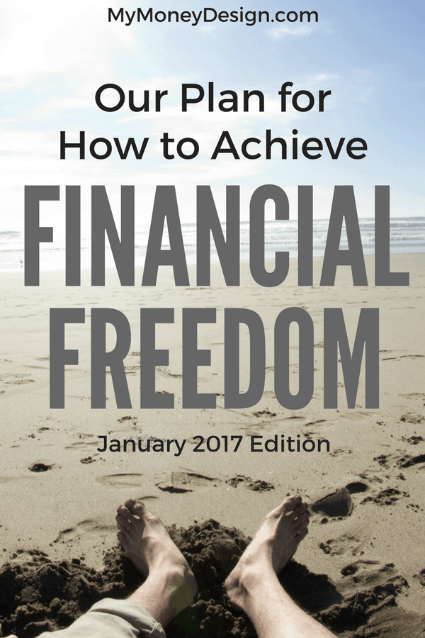 Find out exactly how we plan to retire in our 40's and achieve financial freedom by building up our nest egg, avoiding taxes, and taking penalty-free withdraws. MyMoneyDesign.com