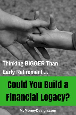 financial legacy