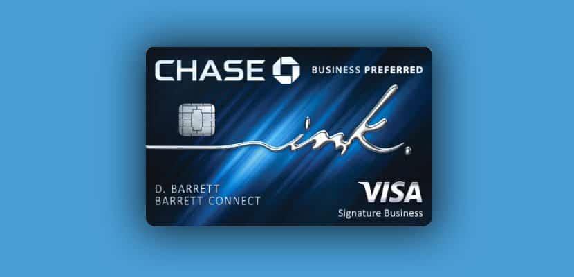 Chase Travel Rewards Card Preferred