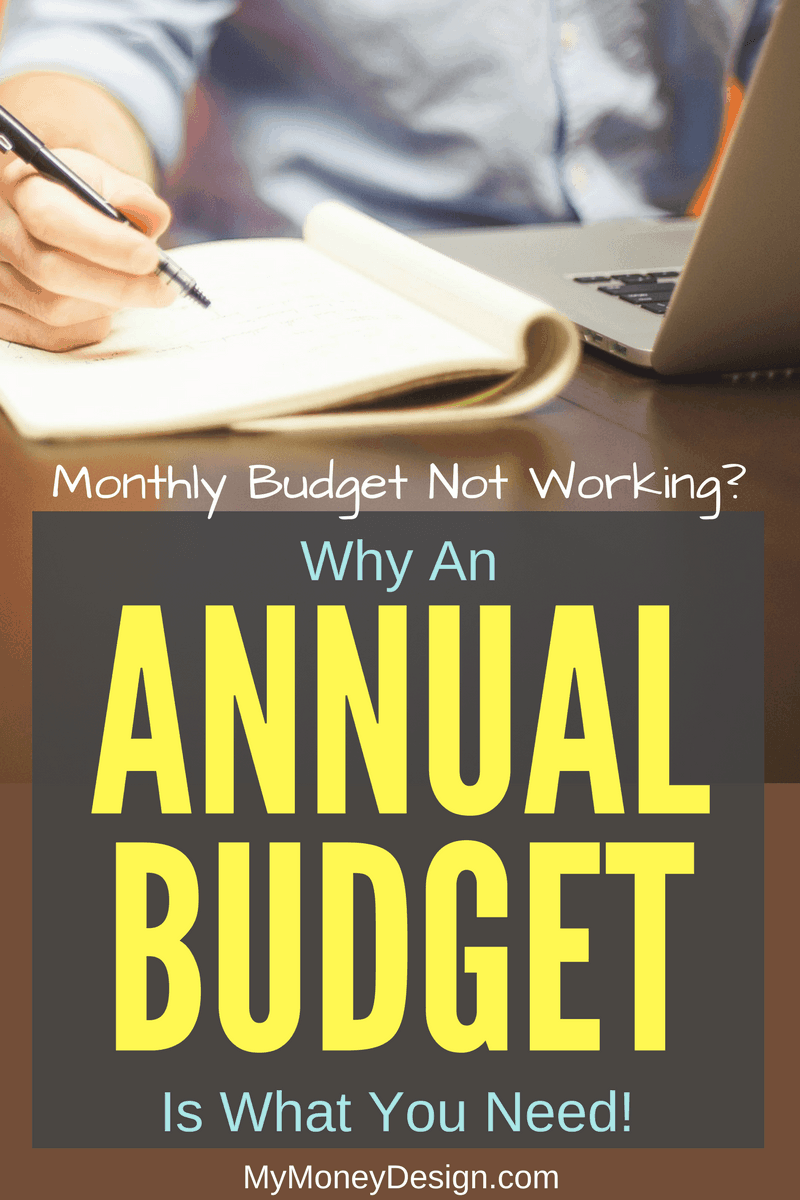annual budget vs monthly budget why yearly is the way to go