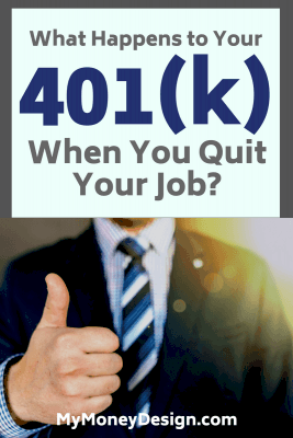 What Happens to Your 401(k) When You Quit Your Job?