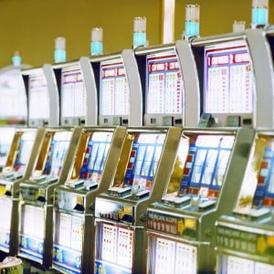 Gambling, investing, casino, slot machine