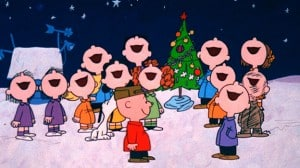 best Christmas song, worst Christmas song, Christmastime Is Here, Vince Guaraldi, A Charlie Brown Christmas, link love, Carnivals