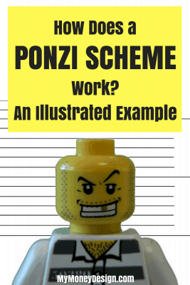 You might know of the crook Bernie Madoff and the fact that he stole billions of dollars from his clients.  But have you ever wondered how exactly he was able to do it? In this post, we'll walk through a Ponzi Scheme example, show you how it works, and why they all eventually fail. Learn more at MyMoneyDesign.com