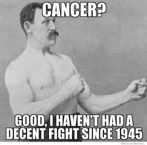 my cancer update