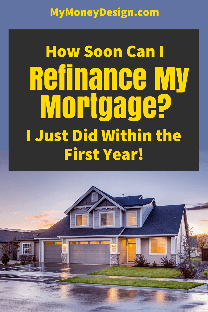 When You Refinance A Mortgage What Happens