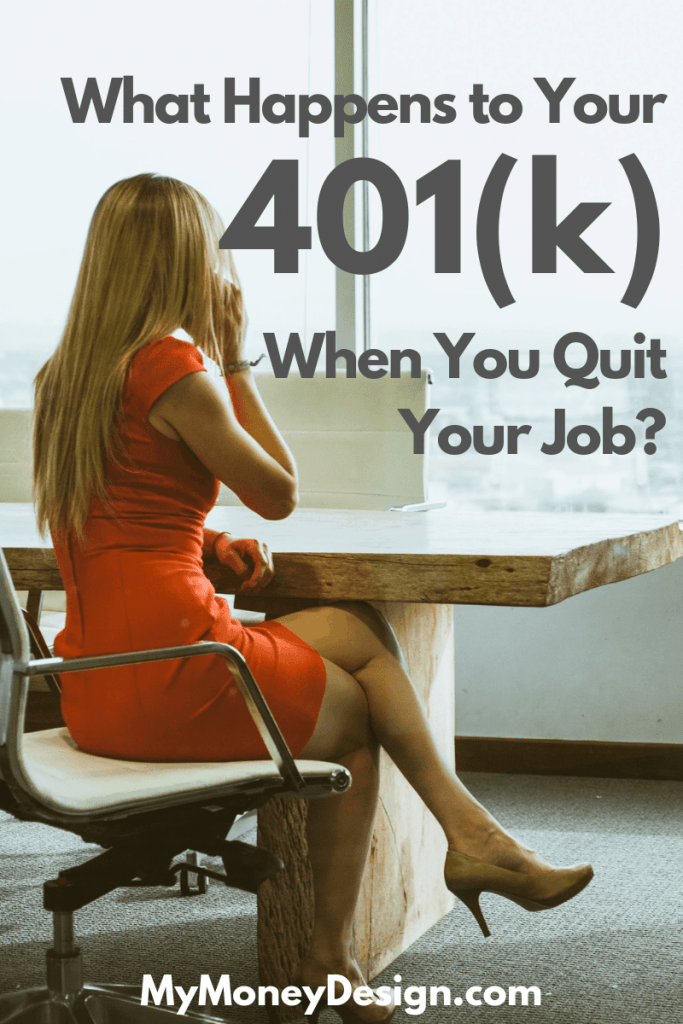 What happens to your 401(k) when you quit your job and start a new one? Do you get to keep all of it, or will you lose some? Should you move the money into your new 401(k), roll it into an IRA, or just leave it right where it is? Find out more at #MyMoneyDesign #PersonalFinance #RetirementPlanning #401kWithdrawal #401kRollover